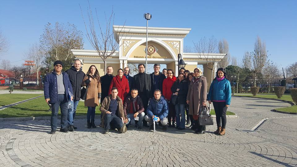 İstanbul Aydın Üniversitesi & Bıçak Hukuk Bürosu uzlaştırmacı eğitim programı gerçekleştirildi.