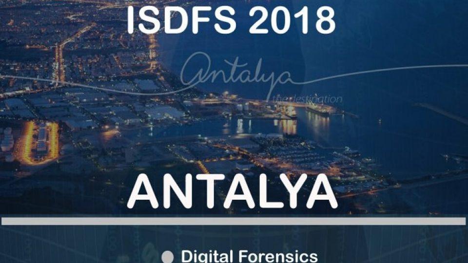 ISDFS2018