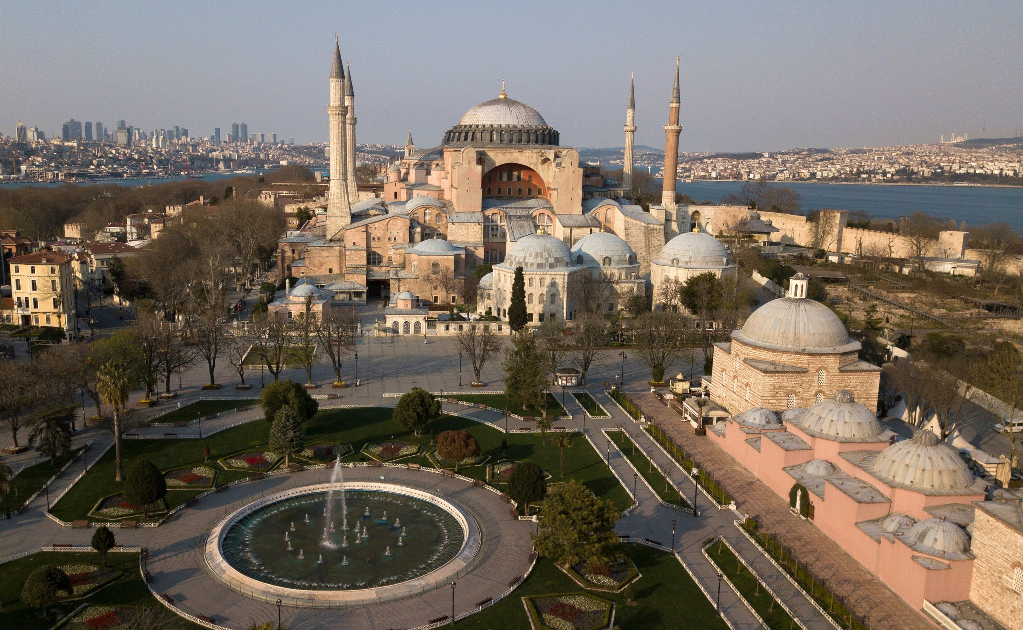 Hagia Sophia: Turkish court ruling