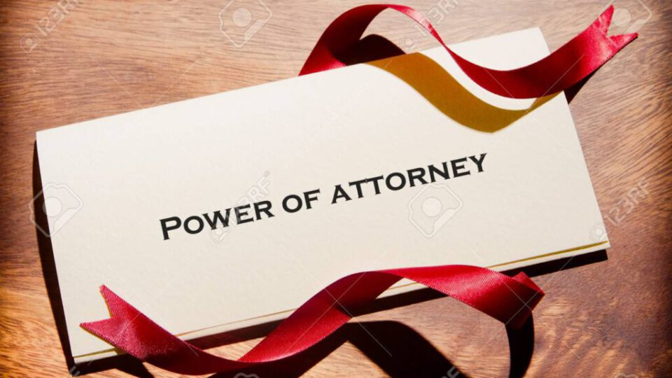 power of attorney Turkey
