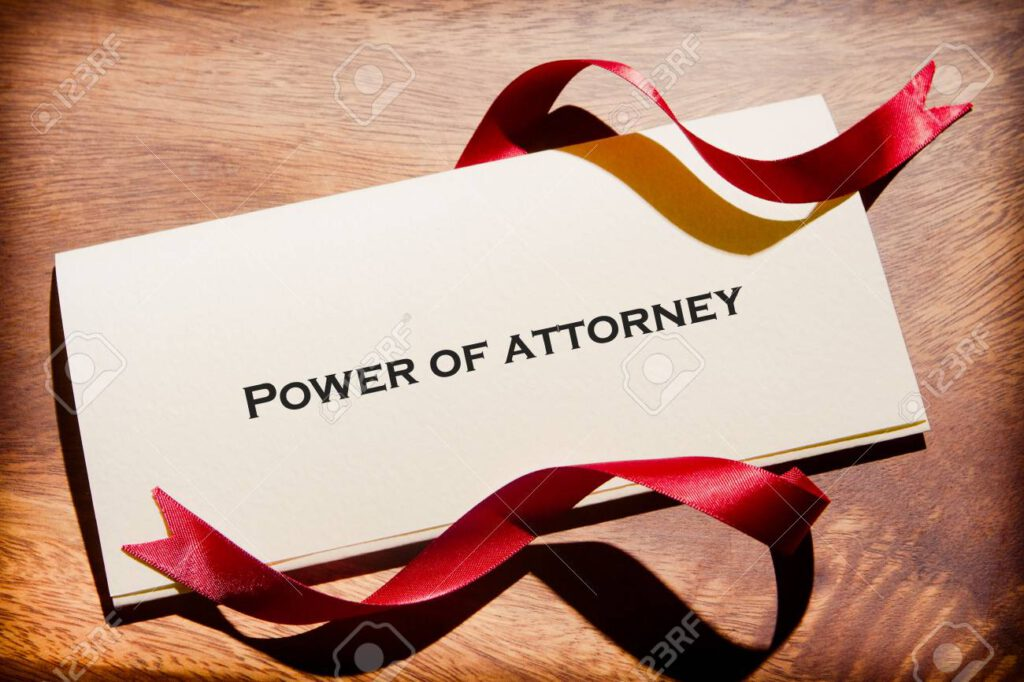 power of attorney Turkey
