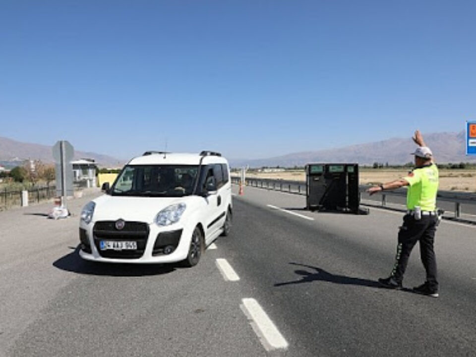 polis araç durdurma