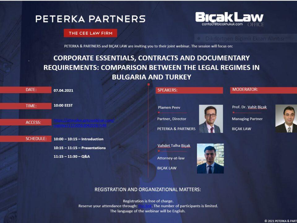 Bıçak Law Peterka Partners