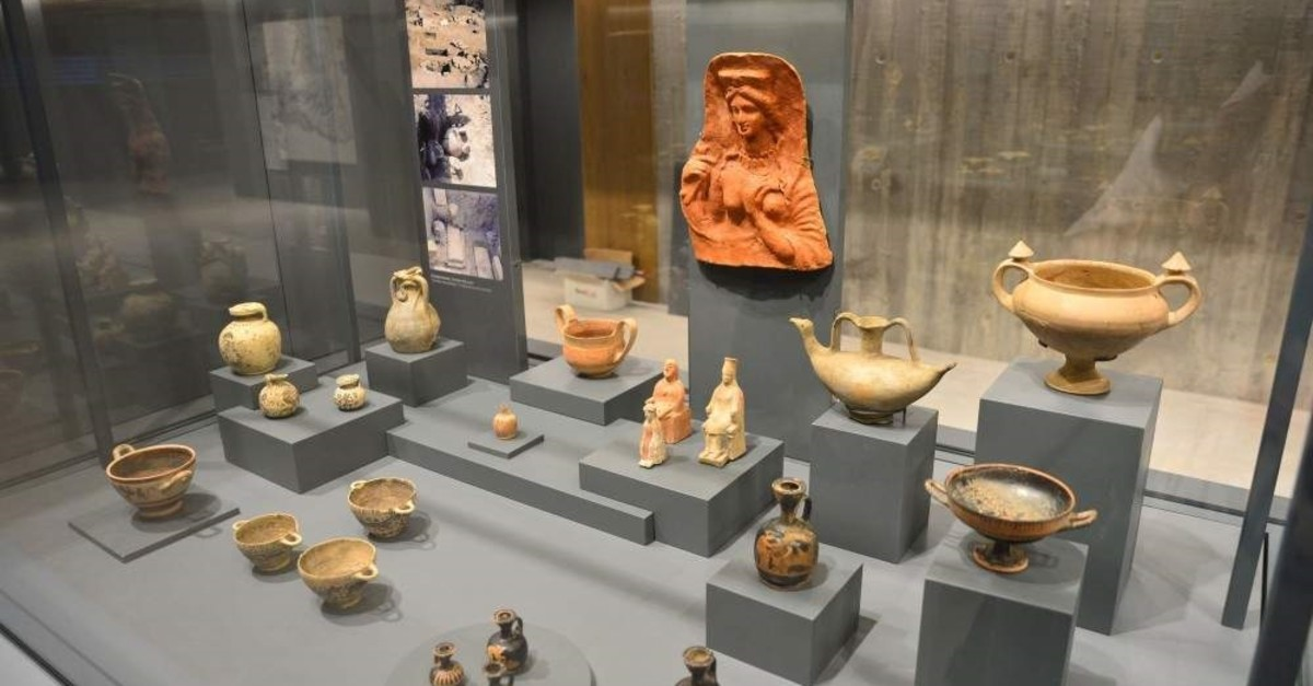 archaeological objects Turkey