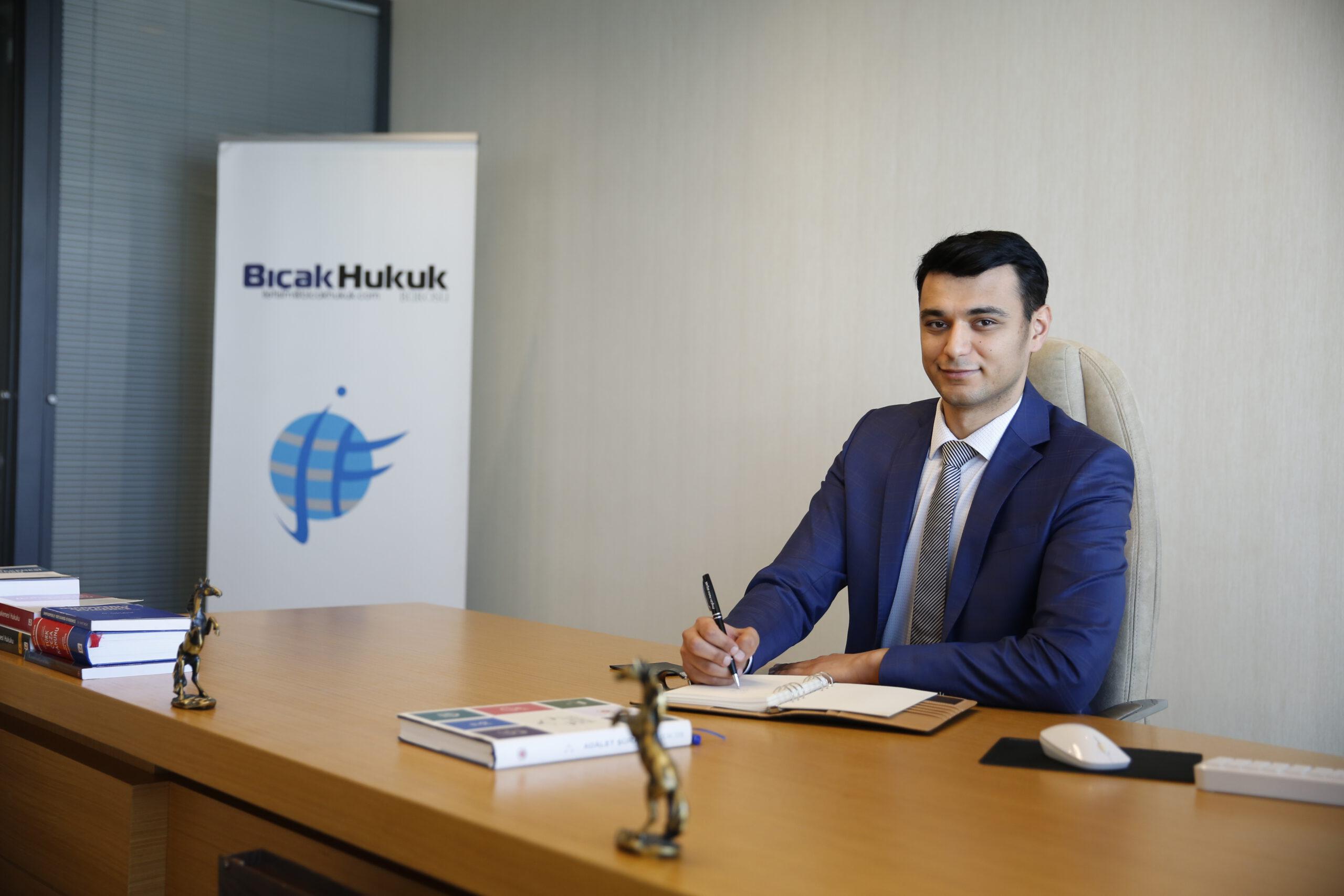 Avukat Vahdet Talha Bıçak, Deniz Hukuku, Finans Hukuku, Ankara Avukat, Bıçak Hukuk